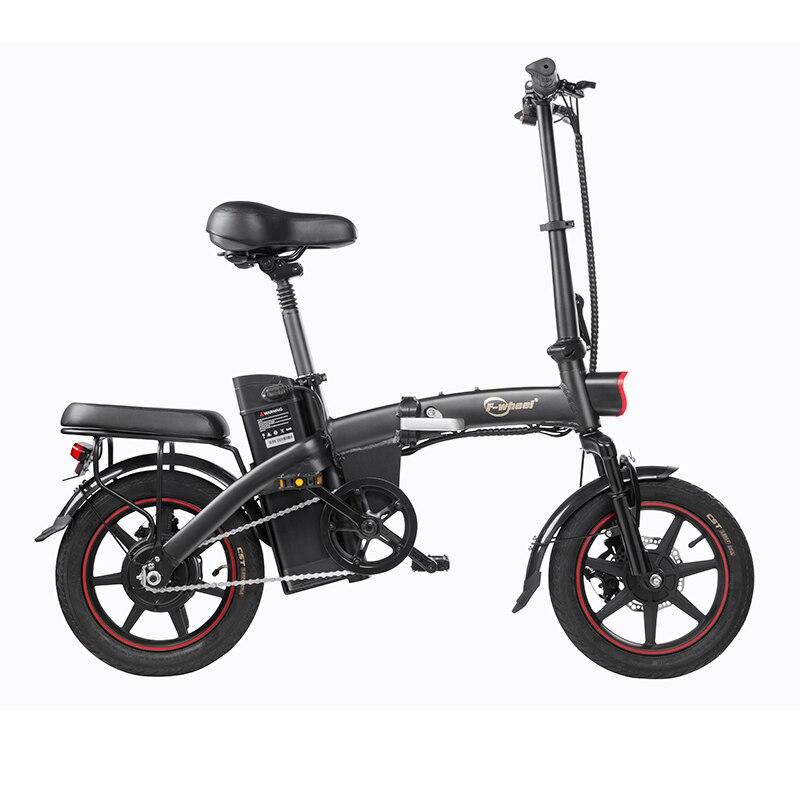 X-tron a5 350w bicicleta elétrica 25km/h ebike bicicleta dobrável bicicletas baratas 14 polegada e-bike milage 50km
