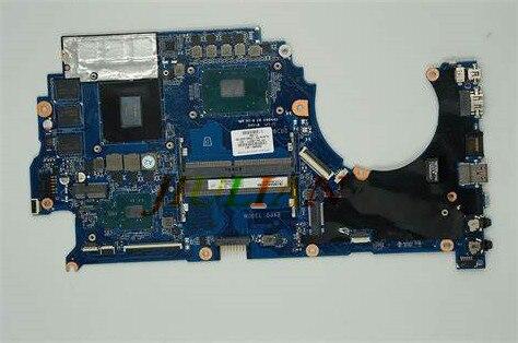 929486-001 DAG3ABMBCD0 para ordenador portátil HP 15 15 15 serie CE 15T-CE000 PC placa base del ordenador portátil 929486-601 w GTX1060/6GB w i7-7700 CPU