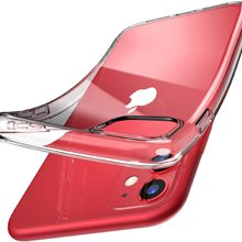 2pcs Shockproof Silicone Clear Phone Case For iPhone 11 7 XR Case Soft Back Cover For iPhone 11 12 P