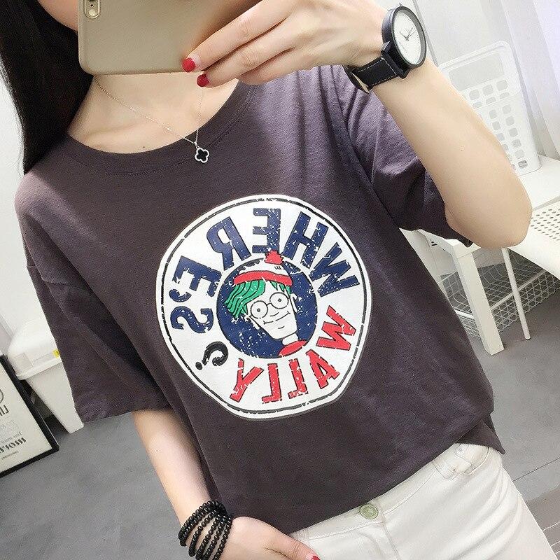2020 camisetas ropa para mujeres verano moda camiseta mujer camiseta