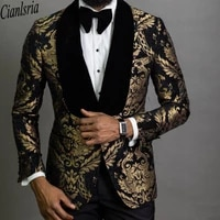 2021 men suits navy blueblack groom tuxedos shawl lapel groomsmen weddingprom best man 2 pieces