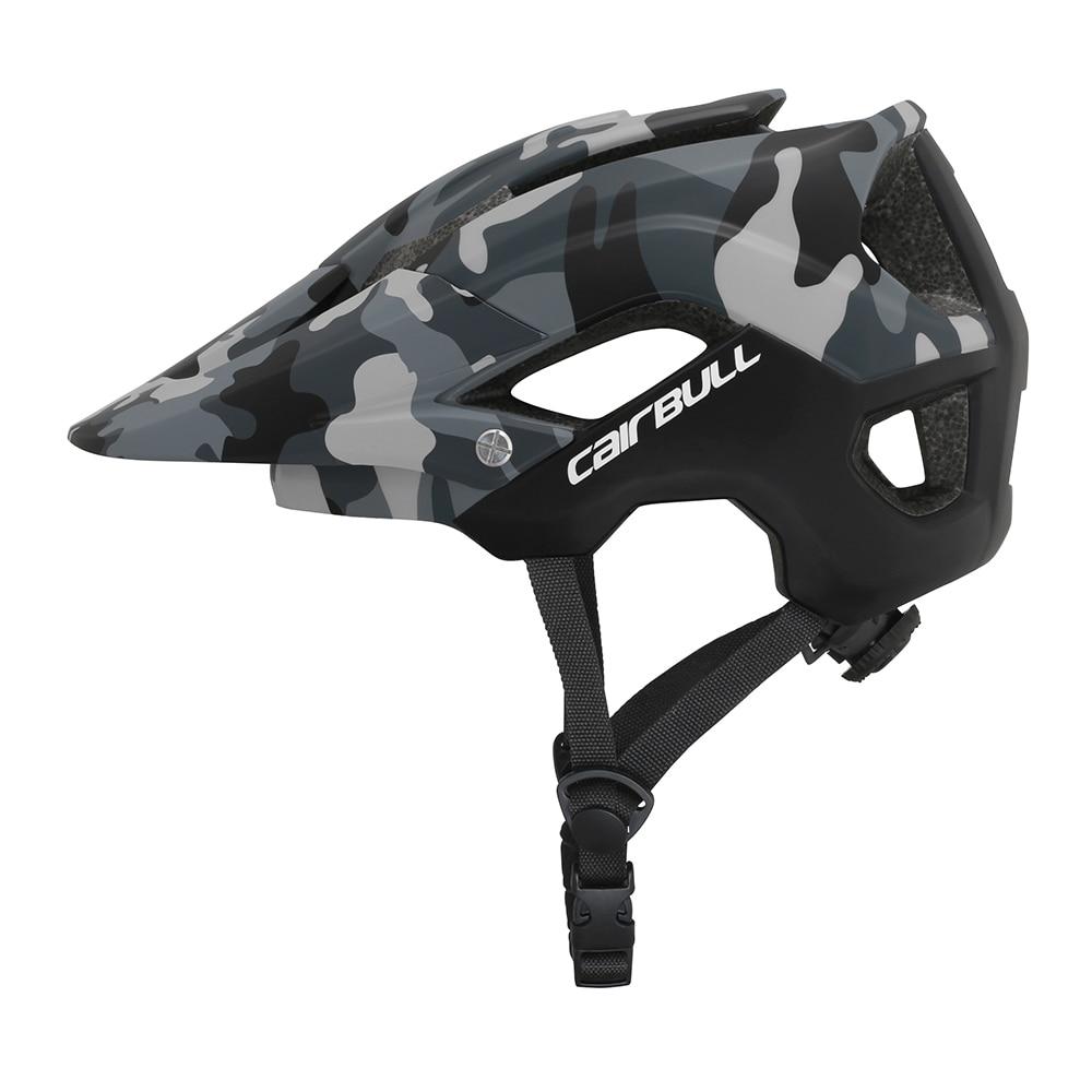 Casco de ciclismo AM/XC para hombre, casquete todoterreno para Bicicleta de montaña,...