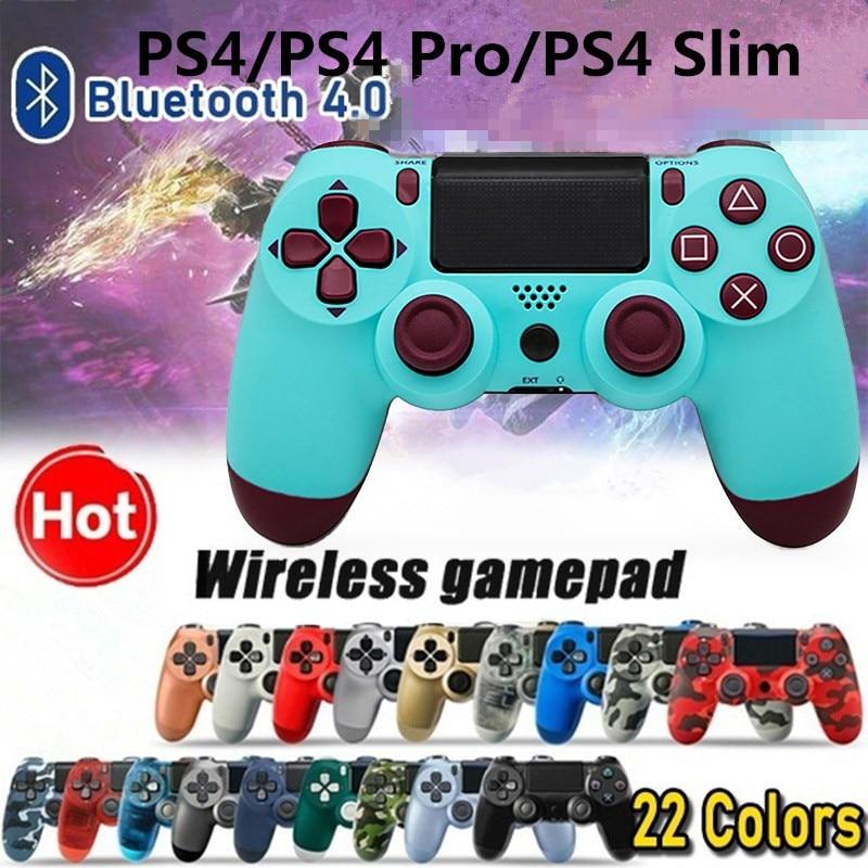 Mando DualShock 4 para PS4, inalámbrico por Bluetooth, para Playstation 4, PC,...