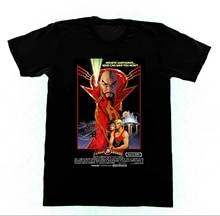 Flash Gordon T-Shirt 42 T-Shirt Film culte 80S reine science fiction Freddy Mercury