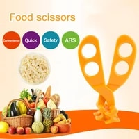 high quality baby food scissors mothers and babies supplies baby food scissors baby feeding helper kitchen shears dinnerware 09