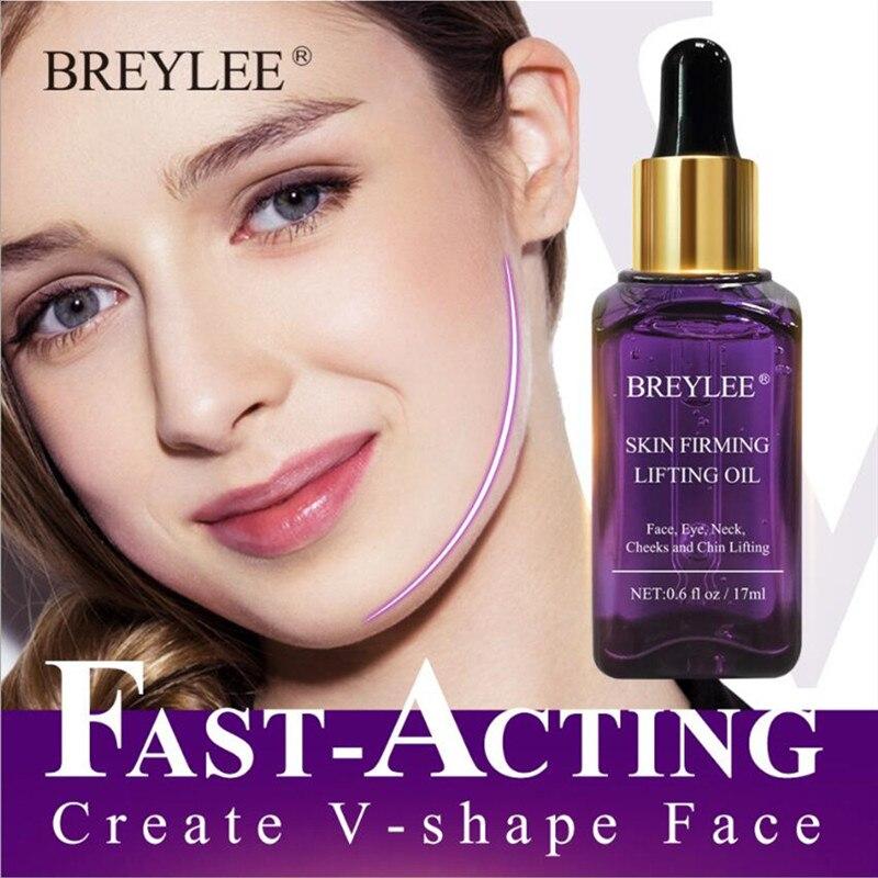 17ML Rapid Firming Lifting Face Essence Oil Massage Anti Wrinkle Anti-aging Powerful V Shape Facial Moisturizing Skin Care недорого