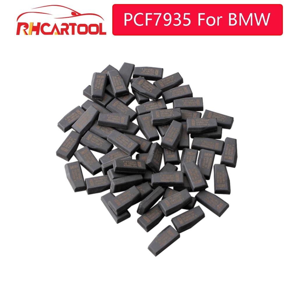 5/10/20 piezas PCF7935AS para BMW Chip transpondedor PCF7935AA = PCF7935AS PCF de 7935 Chip Ic del coche para BMW 1 3 5 7 vehículo de serie encendido
