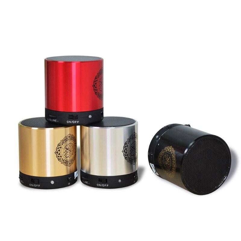 Bluetooth Remote Control Quran Speaker Support MP3 FM Radio Voice Recording 652A