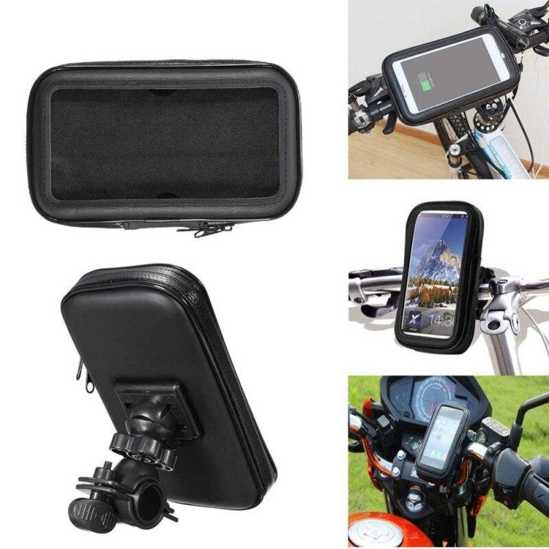 Impermeable manillar de la bicicleta soporte para teléfono funda para Samsung S8 S9 8 XS
