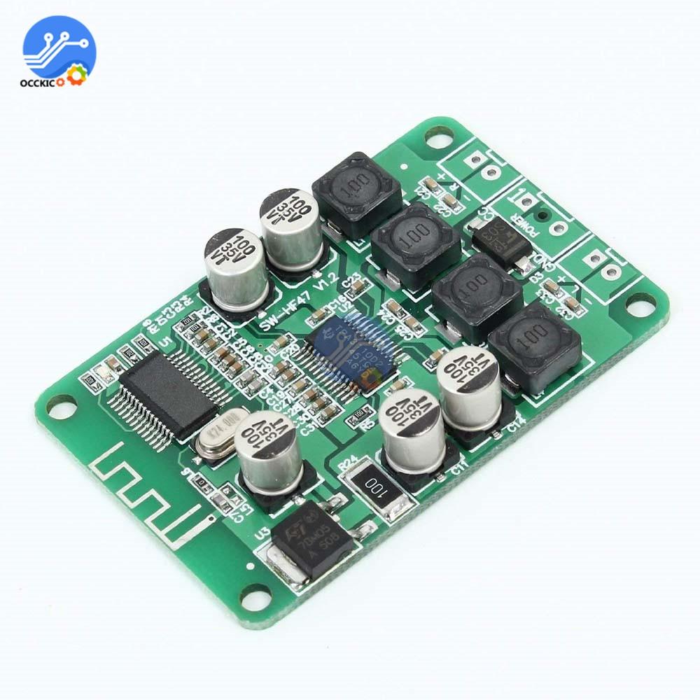 TPA3110 2x15 Вт Bluetooth аудио усилитель мощности плата для 4/6/8/10 Ом динамик двухканальный качество звука