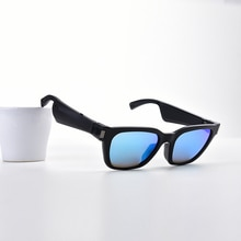Smart Eyewear wireless sunglasses Bluetooth With Blue Light Blocking Lens UV protection lens
