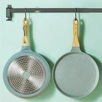 202428cm non stick frying pan cooking pot saucepan thicken wok induction cooker skillet egg pancake kitchen cooker cookware