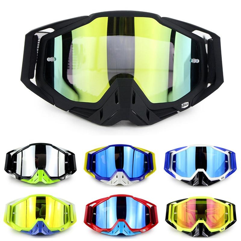 Очки для мотокросса ATV, MX, внедорожные мотоциклетные шлемы, лыжные Мото очки 100% ATV, комплекты очков для мотокросса