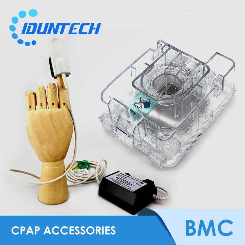 iduntech GII CPAP Heated Humidifier & Water Tank Chamber & SpO2 Smart Home Health Care