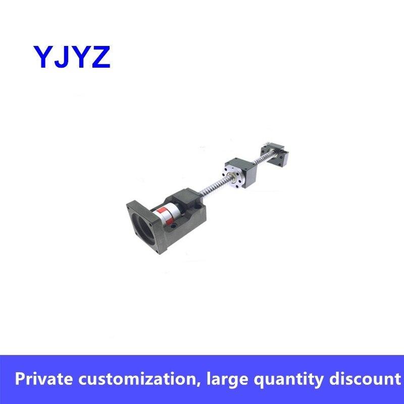 عالية الدقة الكرة المسمار ، 2505 المسمار SFI الجوز HM20-86 (الحديد الزهر) BF20 DSG25H XB40 * 65-14*17(C7)/(C5)