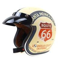 NEW TORC Motorcycle masque vintage Helmets moto Retro DOT Cruise Helmets
