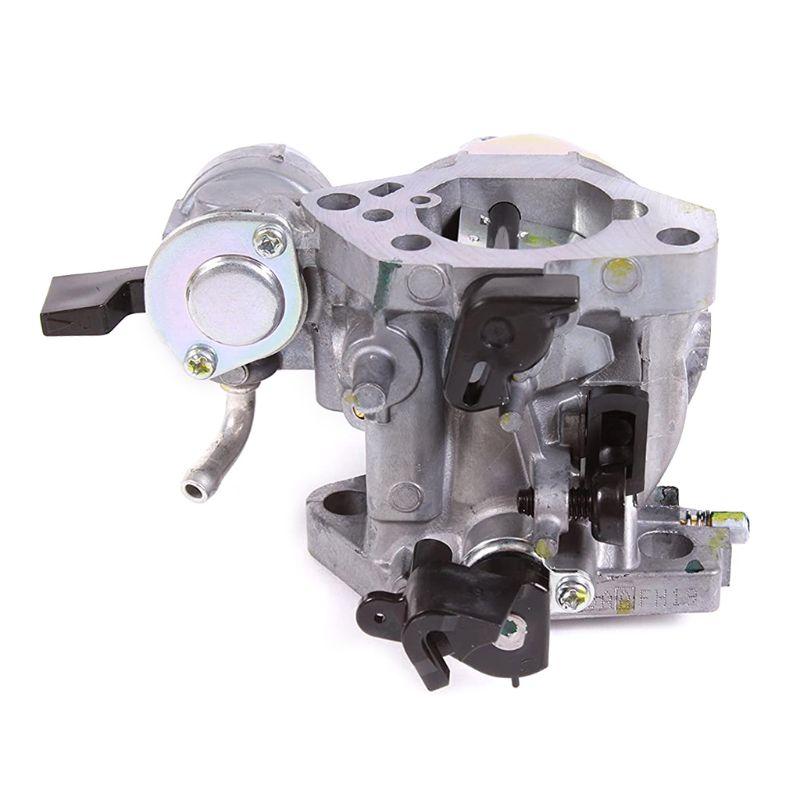 GX390 Carburetor Replacement for GX340 GX360 GX390 11HP 13HP Engine Generator U50E carburetor oil sensor switch insulator choke rod filter kit for honda gx390 13hp 188f gx340 11hp generator power engine