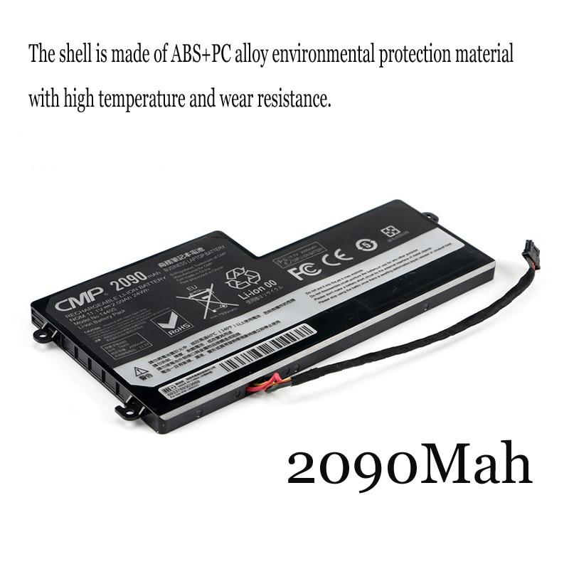Interno 1PC New Bateria Do Portátil Para Lenovo Thinkpad X240 X250 T440S X230S X260 T450 T450S K2450