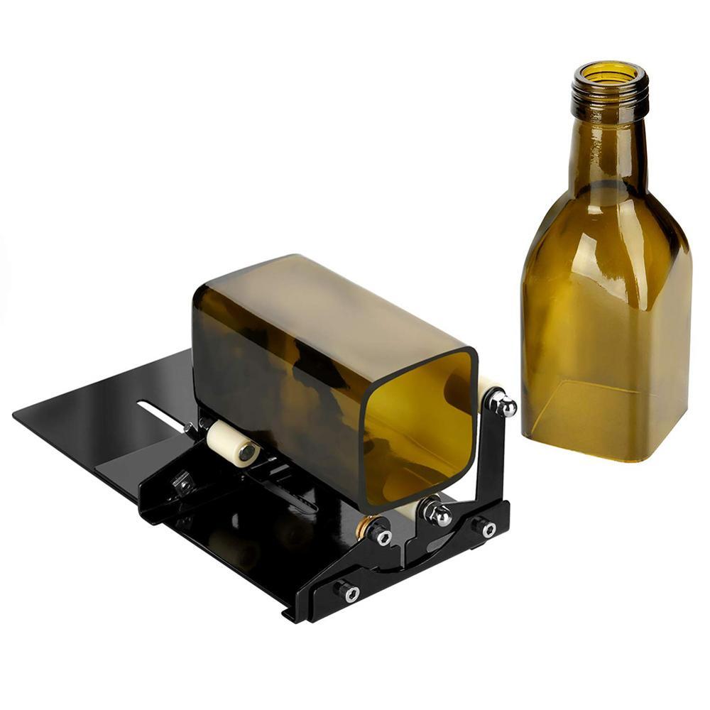 Cortador de Garrafa De vidro Profissional Ferramenta De Corte De Garrafas Garrafa de Vidro-cortador DIY Cuting Máquina de Vinho Cerveja