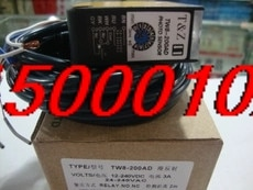 FREE SHIPPING %100 NEW TW8-200AD Photoelectric switch sensor