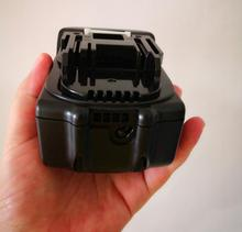 Housing Storage Case for Makita 18V Power Tool BL1815 BL1830 BL1835  LXT400  bl1840 bl1850 bms LED Type