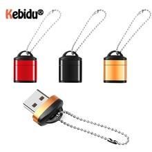 Mini szybki czytnik kart USB2.0 Mini USB adapter karty tf na karta pamięci micro sd na komputer stancjonarny notebooki na komputery stacjonarne