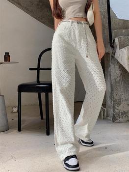 women summer 2021 loose pants 3332#
