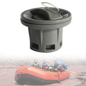 Boat Air Valve, 1Pcs PVC Air Gas Valve Cap Replacement for Inflatable Boat