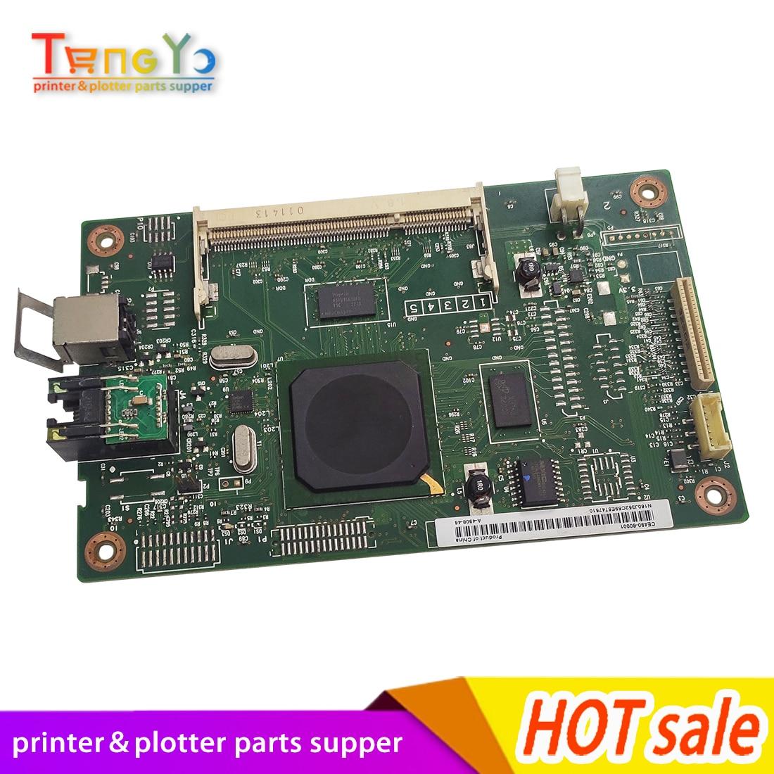 Original CE490-60001 CE490-67901 Formatter Board logic Mainboard Motherboard for HP Laserjet CP5225 5225N 5225DN Series
