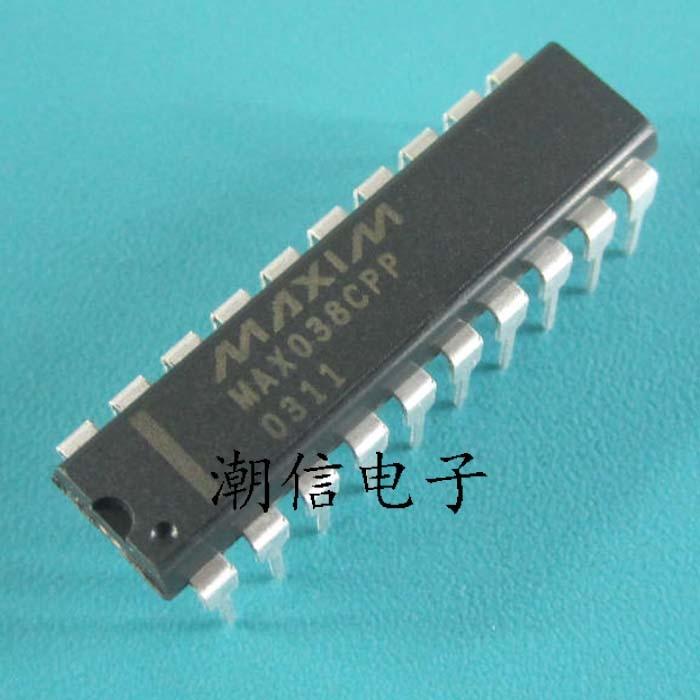10cps MAX038CPP DIP-20