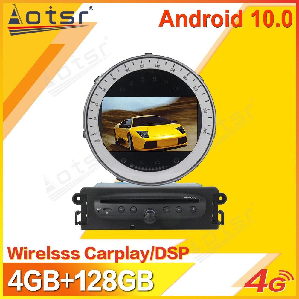 AliExpress - Android Car Multimedia Stereo Player For BMW MINI Cooper R56 2006 2007-2013 Tape Radio Recorder GPS Navi Head Unit No 2Din 2 Din
