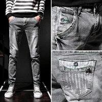 skinny mens jeans denim slim fit 2020 spring summer autumn jeans men skinny denim jeans for pants men