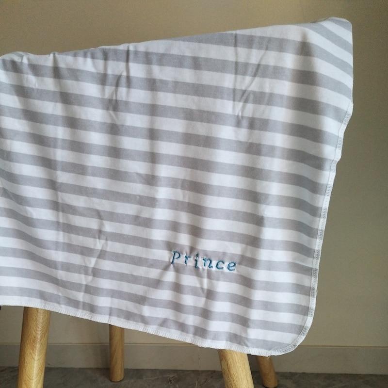 2 Pcs/Set Baby Swaddle Blanket +Cap Newborn Cocoon Wrap Receiving Blanket Cotton Swaddling Bag Sack Bedding Custom Name спальник cocoon cocoon outdoor blanket черный 220x80cm