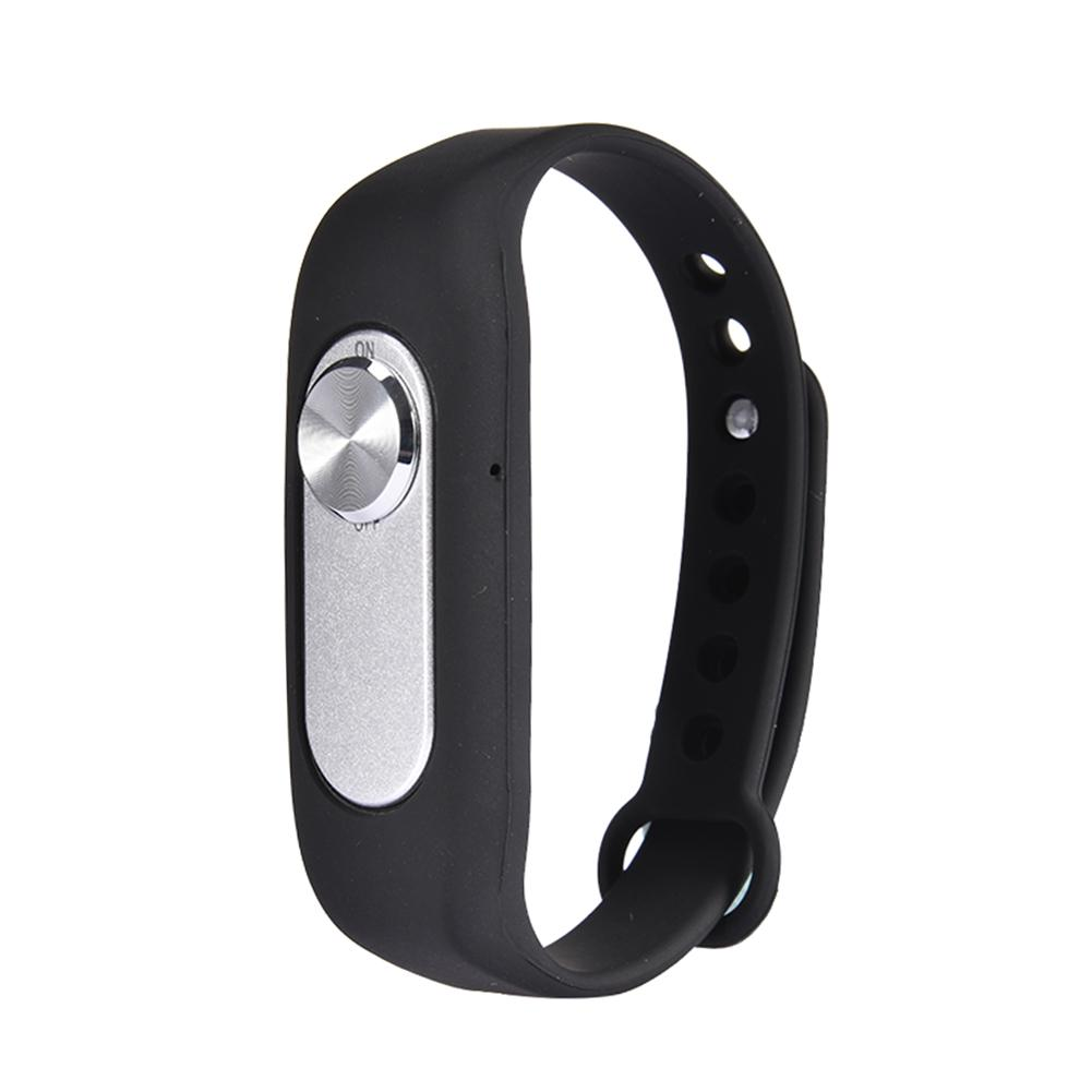Portable Audio Recorder Wearable Wristband Digital Sports Bracelet 8GB 140-hour Recording Recording Pen for Interview Conference enlarge