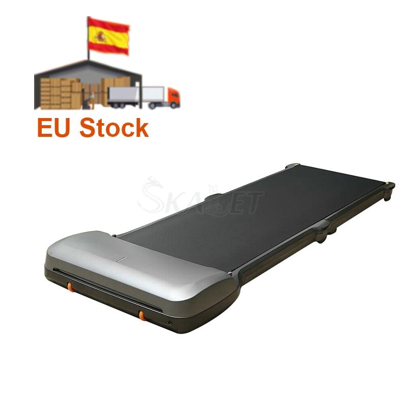 WalkingPad C1-جهاز مشي كهربائي قابل للطي ، إصدار سبيكة أصلي ، جهاز لياقة بدنية ، تحكم عن طريق التطبيق ، معدات رياضية ، أسود/أبيض