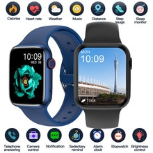 2021 Bluetooth Call Smart Watch 1.75 Inch Full Touch Big Screen Sport Smartwatch Men Women Sleep Hea