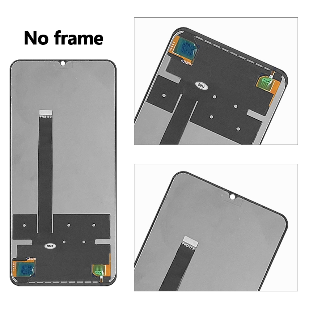 Original Screen For Huawei Honor X10 Max LCD Display For Honor X10 Max 5G Display With Frame Touch Screen Digitizer KKG-AN00 enlarge