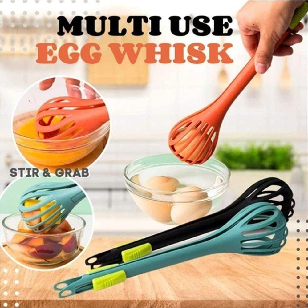 Whisk Multifunctional Whisk Manual Rotation Kitchen Manual Food Clip Kitchen Tool Can Opener Accessories Blender manual food tin can seamer