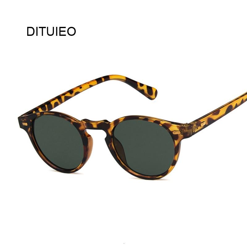 Fashions 2019 Oval Small Sunglasses Clear Classic UV400 Sun Glasses Trends Female Transparent Shades