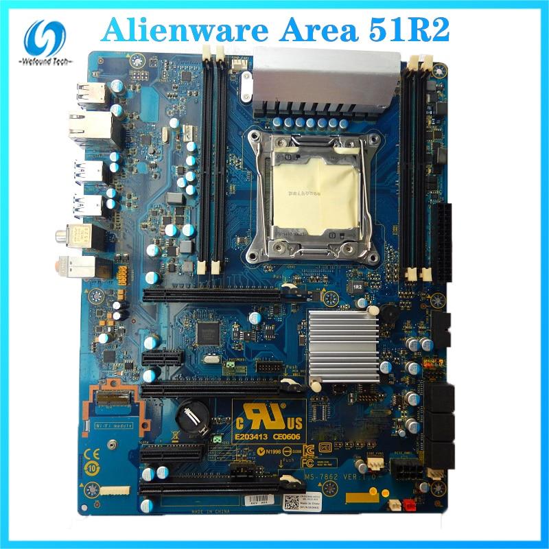 Placa base de escritorio para DELL Alienware, 51 R2 A51 X99 0FRTKJ...