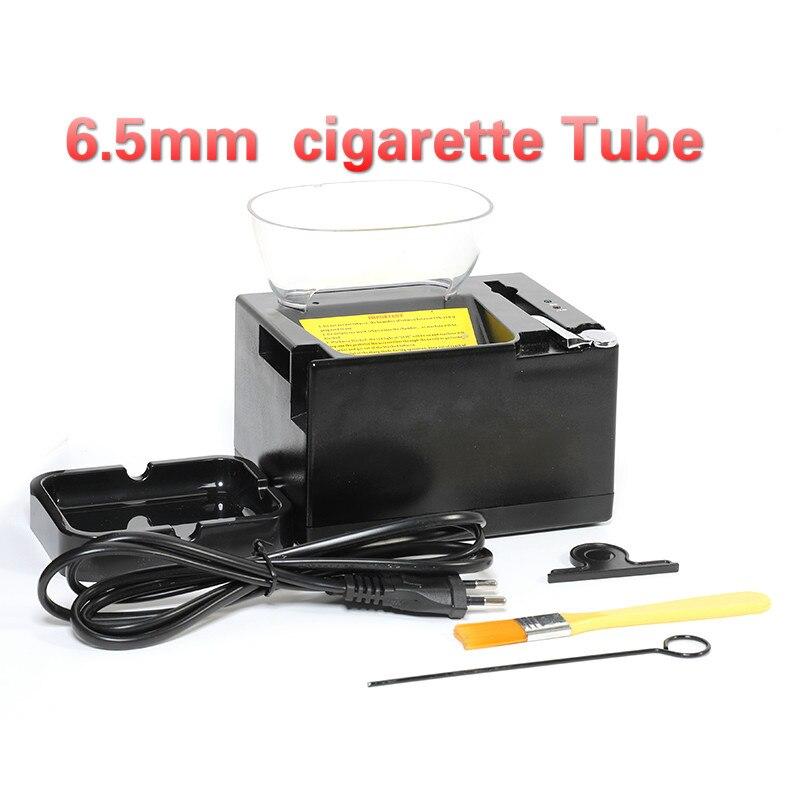 6.5Mm Slim Electric 110-220V High Speed Automatic Cigarette Rolling Machine Tobacco Roller Maker Cigarette Tube Roller Smoking enlarge