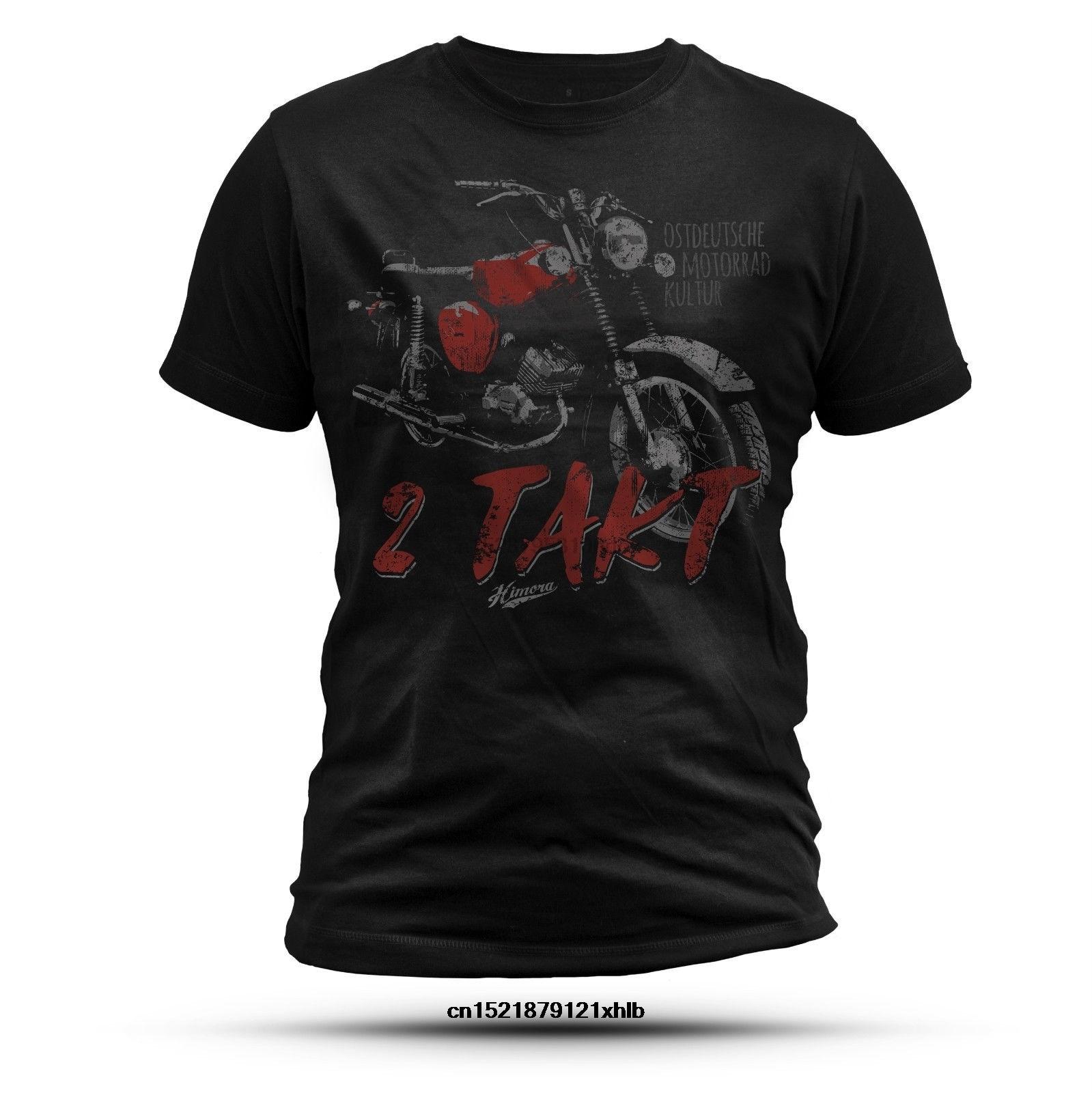 Мужская футболка 2 Takt S51 Ostdeutsche Motorrad Kultur графическая футболка Топы Simson 2 тактный Ddr мопед Simme Akf Suhl Motor