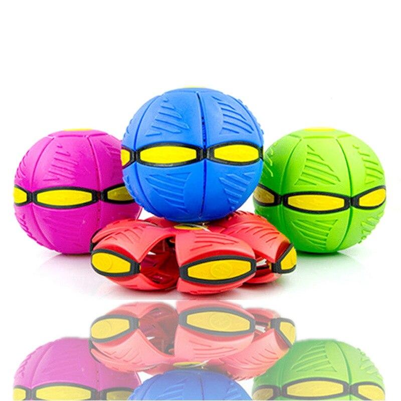 15,5 см детские игрушки для активного отдыха, детские игрушки, фиджет, снятие стресса, сборные спортивные игры, забавные плоские игрушки-Мячи