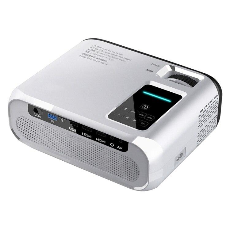 جهاز عرض صغير 4k E500H المحمولة LCD العارض Led الذكية جهاز عرض صغير