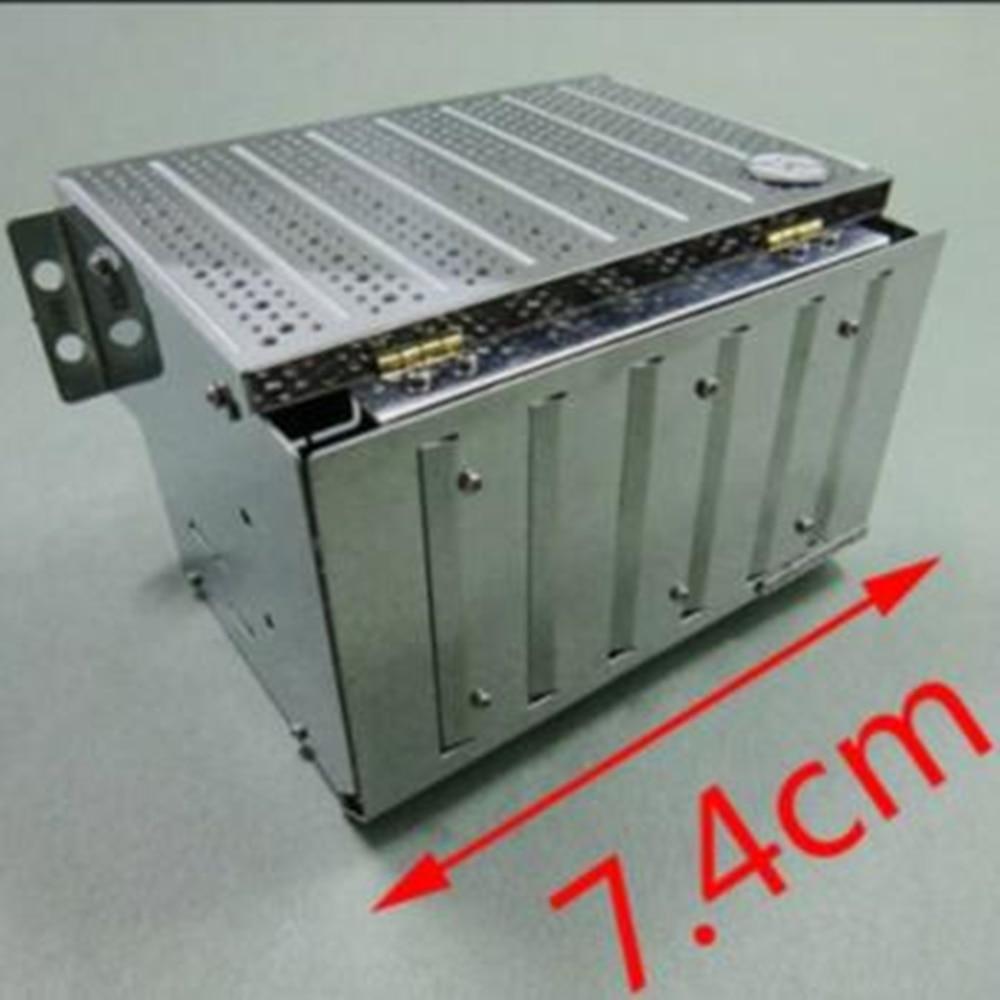 Rc Truck Frame Mini Metal Tool Box For 1/14 Scale Remote Control Car Tamiya Scania R620 Benzz 1851 3363 MAN TGX FH12 FH16 Hauler