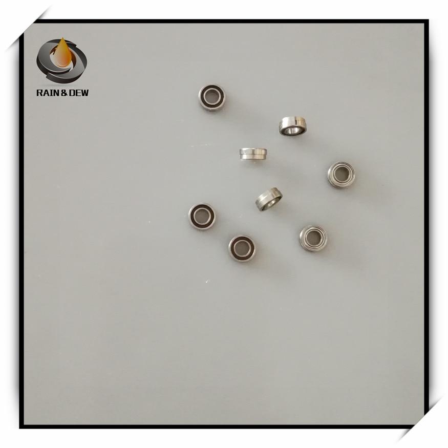 10 peças sr144 tikzn8 kavo alta handpiece cartucho bolas cerâmicas com rolamento de rotor pisado 3.175x6.35x2.780mm
