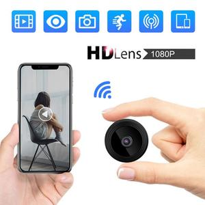 New A9 Version Wifi Mini Camera With Battery 1080P Night Vision Motion Detection Wireless IP Cam With Remote Indoor Smart Home