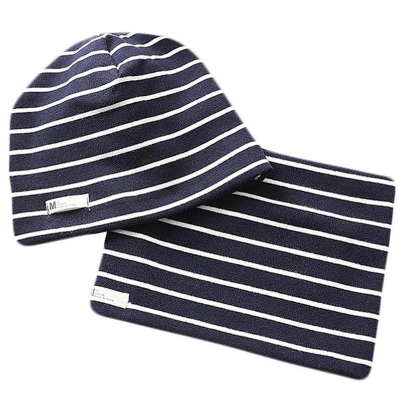 2020 Winter Girls Hat Scarf Set Warm Plush Boys Girls Hat Collar Kids Neck Scarf Child Beanies Cap C