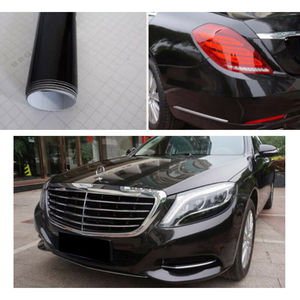 SUNICE 6.5MIL Gloss Car PPF Paint Protection Film TPH Material Anti-scratch Vinyl for Body Hood Bumper Light Wrapping Protection