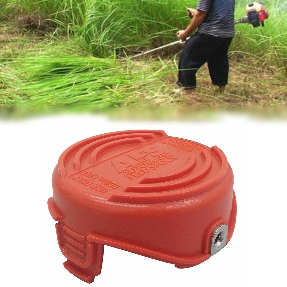 Negro + DECKER GL7033 Trimmer Spool Cap palanca cortadora de hierba, piezas de montaje